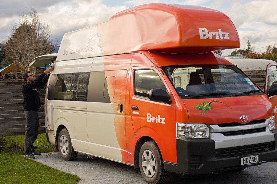 Britz HiTop 4